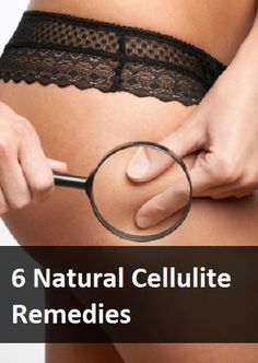6 Natural Cellulite Remedies... http://www.herbsandoilsworld.com/6-natural-cellulite-remedies/  Forget paying $60+ for expensive creams! Try these simple natural remedies instead!