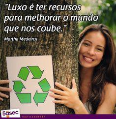 Recicle por um mundo melhor!