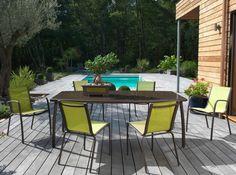 Salon de jardin Milano, chaises et fauteuils Florence - Proloisirs ...