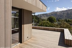 Garapa Hardwood Decking, Exterior Joinery & Furniture » Archipro