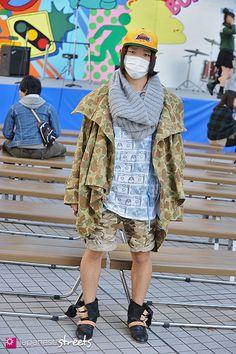 121102-0280 - Japanese street fashion in Shibuya, Tokyo #AMERICANAPPAREL #PINATRIPWITHAA