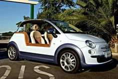 Eco Car: Castagna creates new electric engine powered Fiat 500 Tender Two