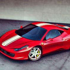 Modified Ferrari 458 Italia