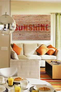 Sunshine-  this is going on the side of my shed/barn