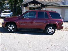 2004 Chevrolet TrailBlazer for sale in Greenville, SC