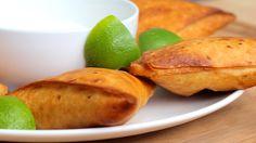 Chicken Fajita Triangles - Twisted
