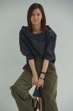 Keiko Kitagawa, Seventeen Magazine, Sailor Mars, Hot Girls, Autumn Fashion, Turtle Neck, Japanese, Actresses, Female