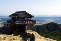 Kinojo Castle in Okayama – The Demon's Castle