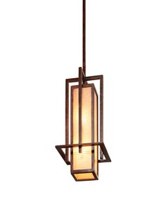 """Light fixture for the mudroom? From Hammerton:  Collection: Contemporary Category: Pendants Fixture: LA2184    One Size: H:19"""" W:8"""" D:8"""" 15 lbs"""
