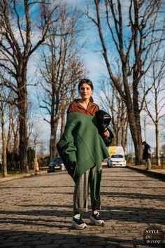 Irina Linovich by STYLEDUMONDE Street Style Fashion Photography FW18 20180302_48A8353