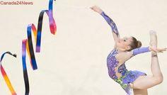 Watch the rhythmic gymnastics world championships