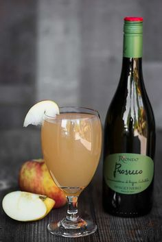 Prosecco cocktails for fall