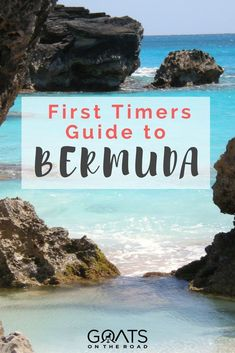 7 Must-See Places in Bermuda | Best Things To Do In Bermuda | Travel Guide | First Time | Perfect Vacation Destination | Honeymoon Inspiration | Relaxing Holiday Itinerary Bermuda | Caribbean Travel | Elbow Beach | Horseshoe Bay #BeachDestination