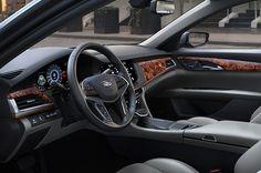 Cadillac CT6 Interior