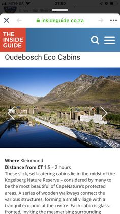 Eco Cabin, Romantic Getaways, Nature Reserve, Most Beautiful, River, Rivers