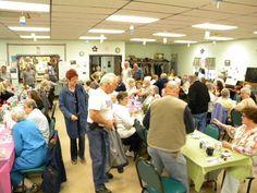 Seniors Enjoy Brunch at Roscommon Senior Center