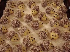 Slovak Recipes, Czech Recipes, Baking Recipes, Cookie Recipes, Dessert Recipes, Desserts, Christmas Sweets, Christmas Cookies, Cute Snacks