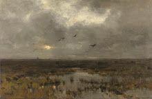 Het moeras Anton Mauve - Rijksmuseum