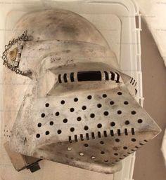 Bascinet, Museo Luigi Marzoli, Brescia 1390-1410 ref_arm_1592_004