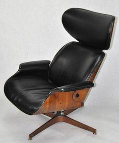 1966 Mid Century Modern Plycraft Arm Chair