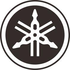 yamaha logo sticker - Google zoeken