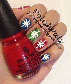 Present Nails!