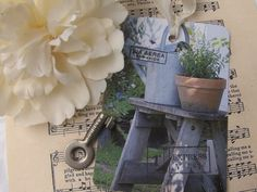 watering can gift tags by bellaseradesigns on Etsy, $3,00
