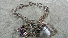 Angel name scroll bracelet $10.00 Www.ladystarsandfire.com