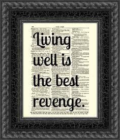Revenge - Dorothy Parker