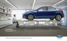 Ford:  Stop dreaming, 1
