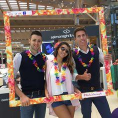 Clima hawaiano nel fine settimana al negozio Salmoiraghi & Viganò presso Il Centro di Arese.   #alohasalmoiraghi #hawaii #party #ilcentro #civediamoincentro #ilcentroarese #occhiali #occhialidasole #sunglasses #glasses #instacool #event #evento