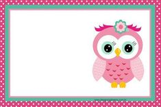 Find a Name for your Baby! - Adaline Baby Name - Ideas of Adaline Baby Name - Adaline Baby Name Ideas of Adaline Baby Name Printable Invitations, Printables, Owl Printable, Owl Theme Classroom, Owl Birthday Parties, Owl Clip Art, Pink Owl, Baby Owls, Cute Owl