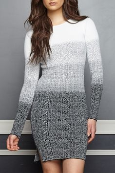 Monica Sweater Dress from Stella and Jamie