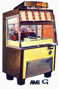 Old AMI Jukebox