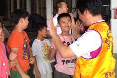 Taoyuan Chung Yi #LionsClub (Taiwan) organized a caring for youth project