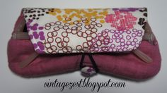 Diane's Vintage Zest!: Goggles / Sunglasses Cases & Sewing Rewind