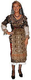 Costume di Tiriolo Calabria