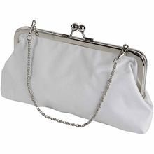 Clasp Bag with Chain Handle, 23x12,5 cm, 4 pc