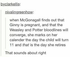 harry potter, tumblr text post