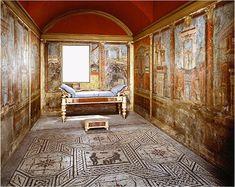 Romeinse cultuur: Romeinse schilderkunst