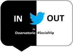 IN & OUT su Twitter. Rudy Zerbi, Luca Argentero, Enrico Ruggeri e Jovanotti