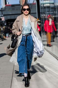 The Best Street Style from New York Fashion Week - Image 100