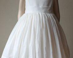 The Alice Dress: Handmade flower girl dress tulle dress Bridesmaid Dresses, Wedding Dresses, Handmade Flowers, Tulle Dress, Fitted Bodice, Special Occasion Dresses, Wedding Colors, Tutu, One Shoulder Wedding Dress