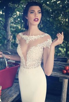 Berta Bridal 2015 New Collection  on We Heart It