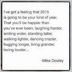 Mike Dooley.