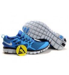 Shop nike free run light dependable blue shoes men Tn Nike, Nike Air Max Tn, Cheap Nike Air Max, Nike Free Run 2, Nike Store, Cheap Running Shoes, Nike Running, Light Blue Shoes, Air Jordan Shoes