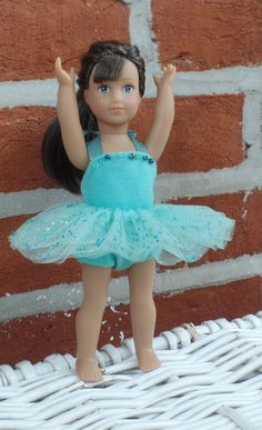 American Girl 6 inch mini-doll clothes:  by GumbieCatDollClothes