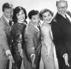 The Dick Van Dyke Show. This show made me want to live in New Rochelle. There was sophistication when they had parties. Always dressed very elegantly, gloves and hats. Everything was proper but fun.