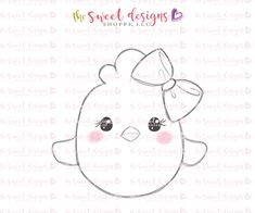 f1d6dd6452b3 Girly Little Chick. The Sweet Designs Shoppe