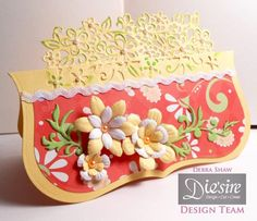 #Card created using Die'sire Edge'ables dies from #crafterscompanion.